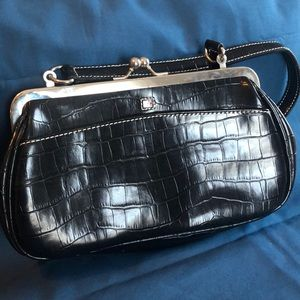 Tommy Hilfiger purse (small) 9 in x 5 in x 2 in
